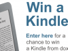 doxo Kindle contest poster